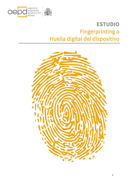 Fingerpringting o Huella digital del dispositivo