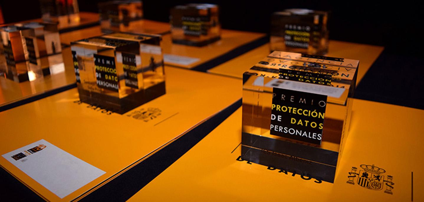 La AEPD hace públicos los ganadores de los 'Premios Protección de Datos 2019' | AEPD