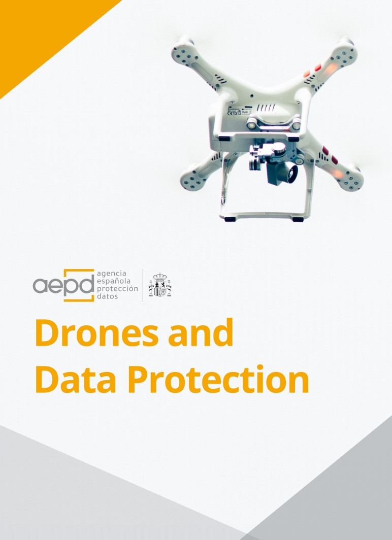 Drones and data protection