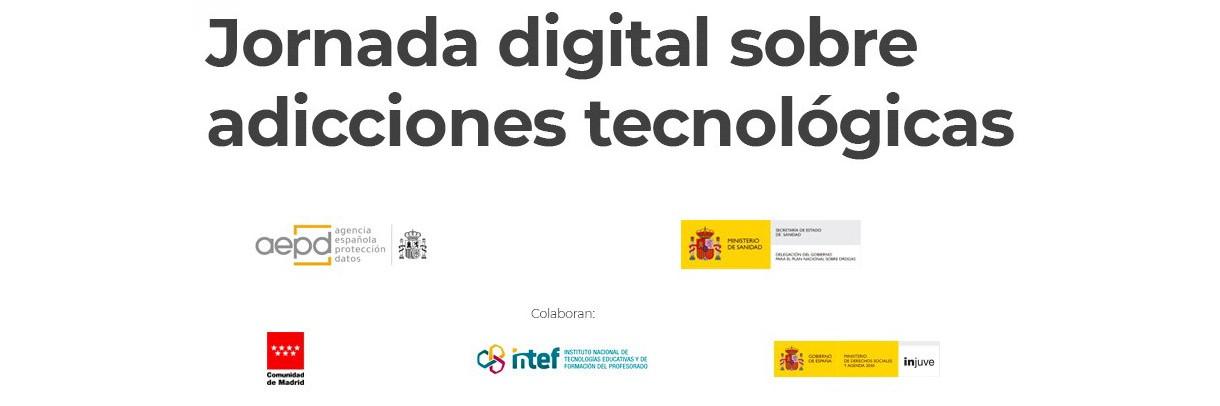 Jornada digital sobre adicciones tecnológicas