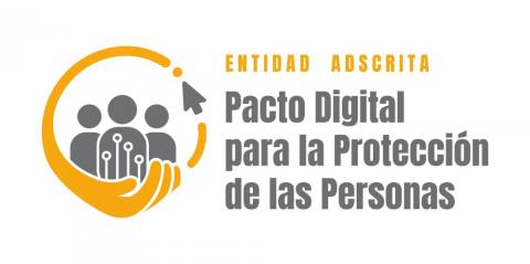 Entidad adherida al Pacto Digital